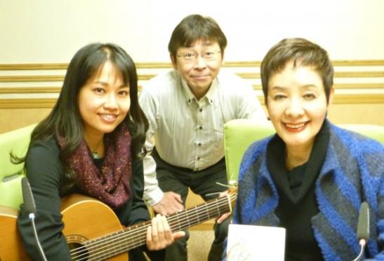 寺島尚正さんと浜美枝さん