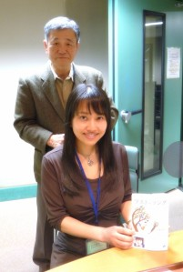 NHKラジオ深夜便の坂口憲一郎さんと